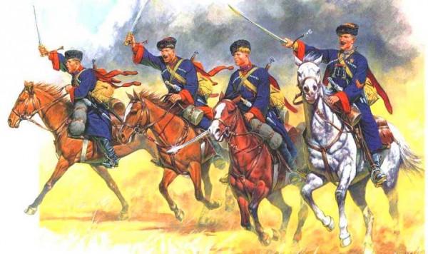 военная служба казаков